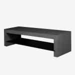 Tủ TV HUGO 135CM, KỆ KIM LOẠI-0
