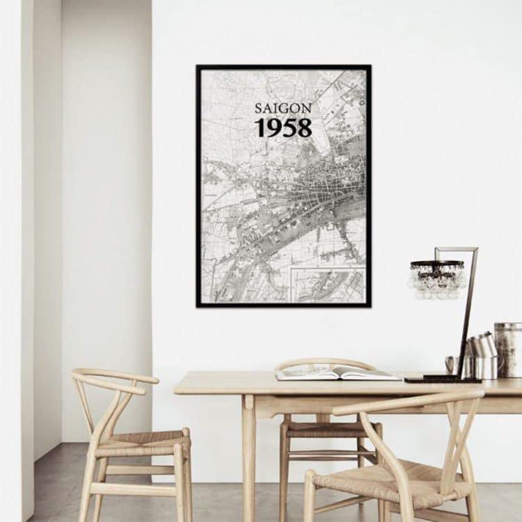 TRANH SÀI GÒN 1958-0