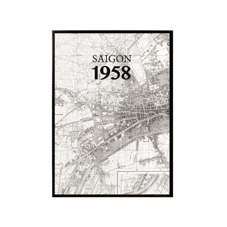 TRANH SÀI GÒN 1958-2168