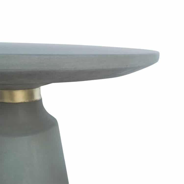 BÀN ĂN SPINNIE 100CM-6033