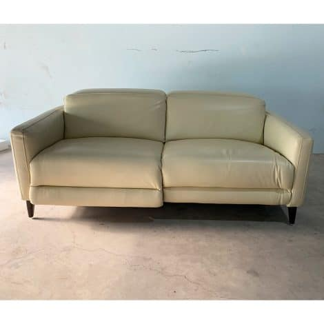 KANE RECLINER SOFA WITH ELECTRIC MOTION 194CM – REFURBISHED 1-0