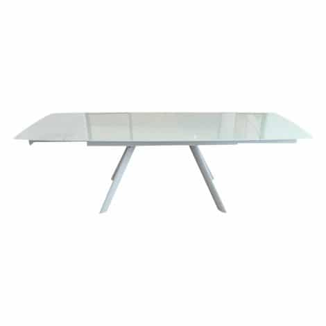 RAVEN EXTENDABLE DINING TABLE 160(+80)CM – REFURBISHED 2-0