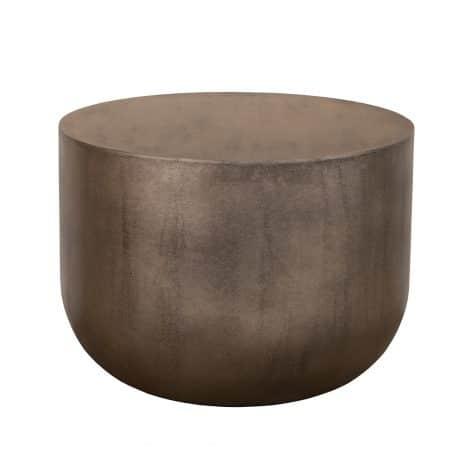 RYAN SIDE TABLE ĐỒNG THAU